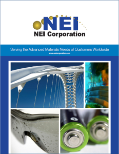 NEI Capabilities Brochure