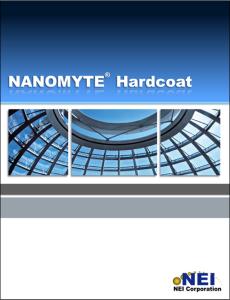 Hardcoat Brochure